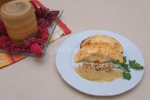 1er Concurso de Tapas. Empanadilla Sencilla