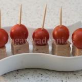 Pincho de Tomate Cherry y Atún